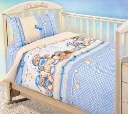 Фото Ткань  бязь 150 детская Нежный сон 1 компаньон