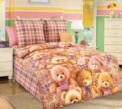 Детские ткани для постельного белья фото